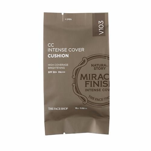 THE FACE SHOP CC Intense Cover Cushion SPF50+ PA+++ Refill