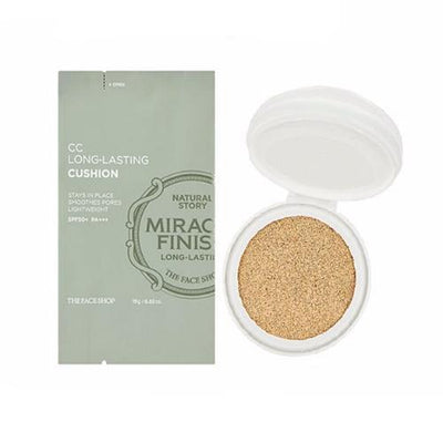THE FACE SHOP CC Long-lasting Cushion SPF50+ PA+++ REFILL