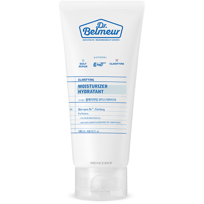 THE FACE SHOP Dr. Belmeur Clarifying Moisturizer