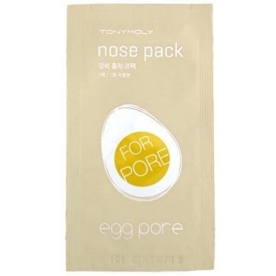 TONYMOLY Egg Pore Nose Pack Package