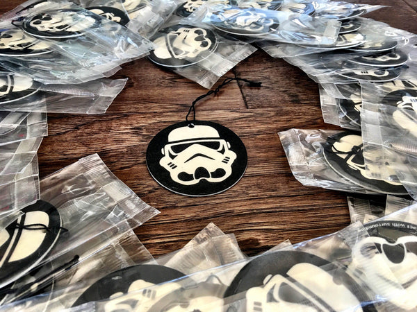 Star Wars Stormtrooper Air Freshener 5 - Pack