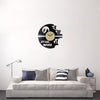 Image of Star Wars Vinyl Clock