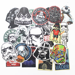 25 Pack - Star Wars Stickers - FREE PROMO!