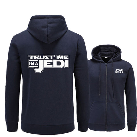Fitted Star Wars Zip Up