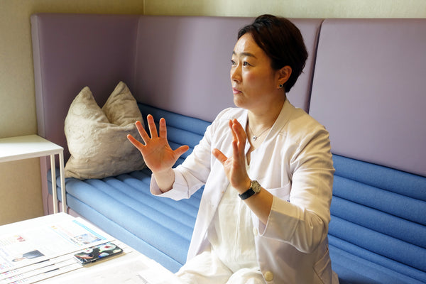 Interview with Professor Choi Hee Jung, the General Manager at Chaum Theraspa