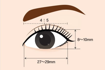 The Golden Ratio of Beautiful Eyes: Korean Dual Canthoplasty