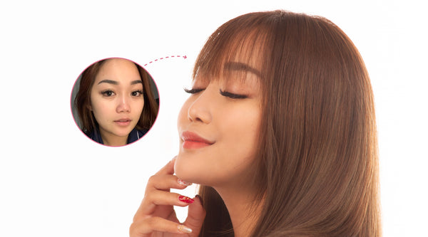 Jasmine's Rhinoplasty in Korea and 6 Months Update