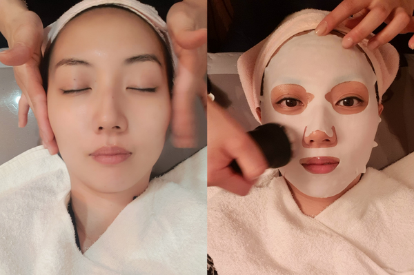 My Blooming Skin Detox Experience in Korea