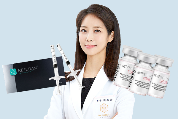 Rejuran Healer vs NCTF Filorga Injection: Differences and Comparison