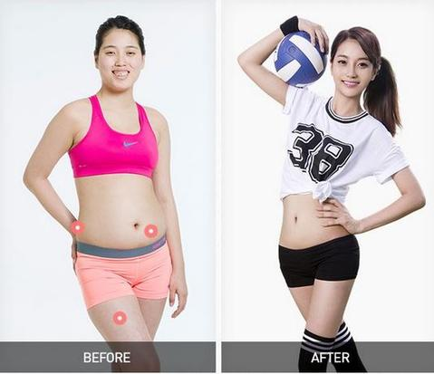 Most mind blowing cosmetic surgery makeovers from Korea