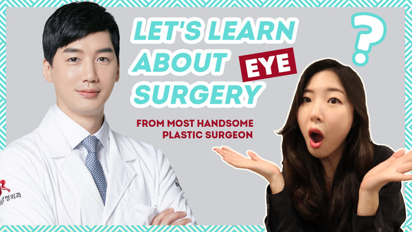 10 most important questions about Korean eyelids surgery answered by Dr. Ko Young Il