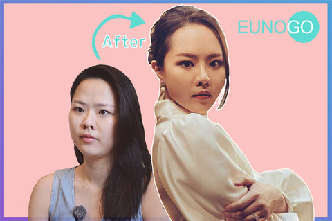 Sophia's Cosmetic Surgery Makeover in Korea