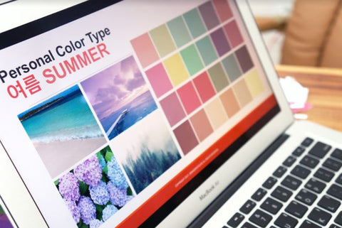 color consulting in korea