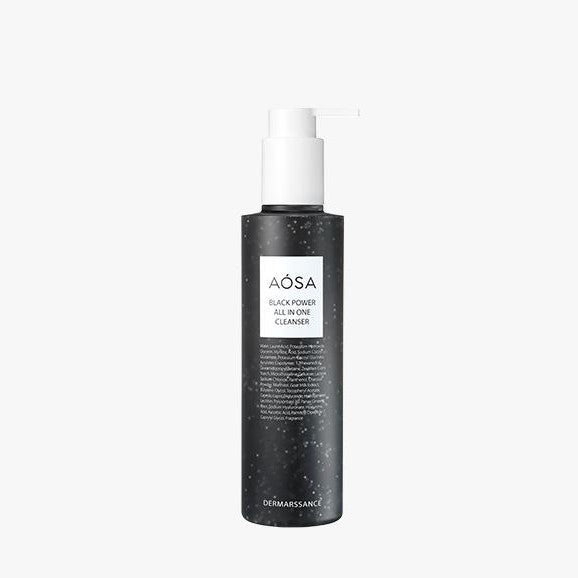 AOSA Black Power All In One Cleanser