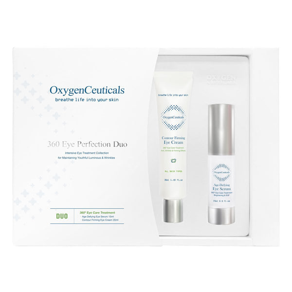 360 Eye Perfection Duo - Eye Dark Circle and Wrinkle Treatment