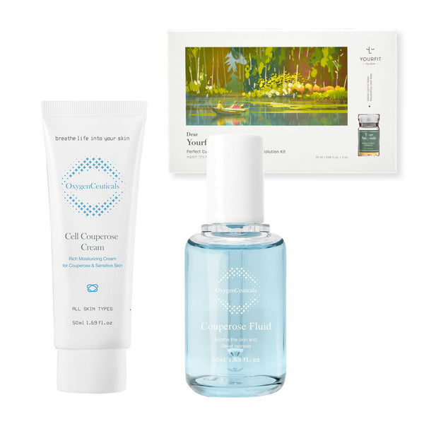 Couperose Soothing Kit