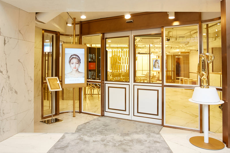 Korean Top Celebrity Hair Styling & Makeup at Jenny House - Eunogo Shop