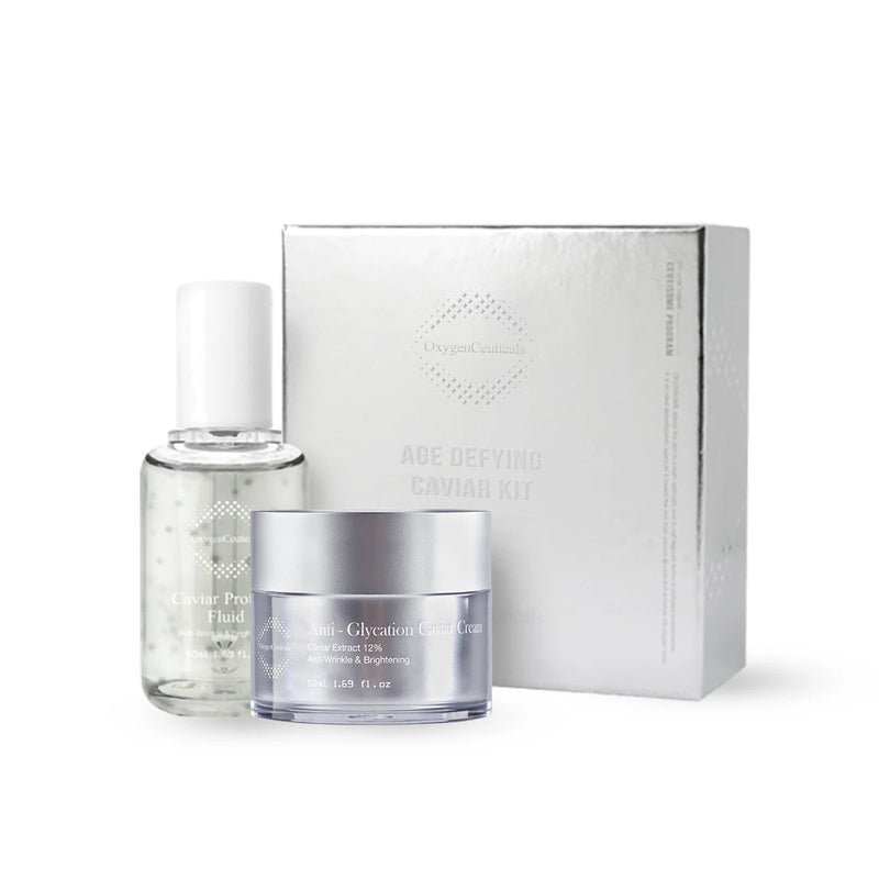 Gentlemen's Caviar Kit for Anti-Aging