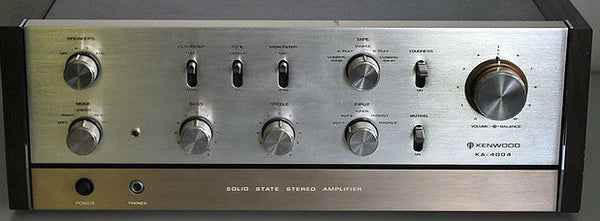 Solid State Amplifiers