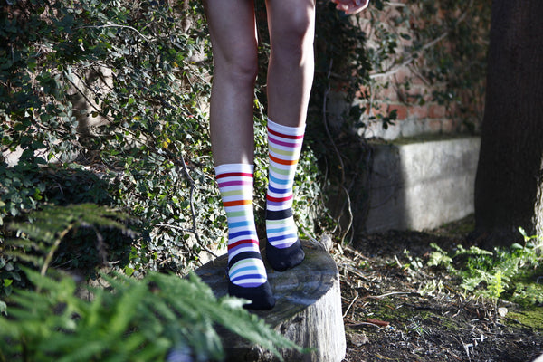Spring Sock Inspiration for all Fashion Styles