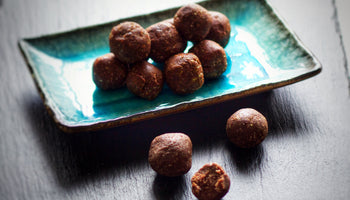 Coconut & Cacao Bliss Balls