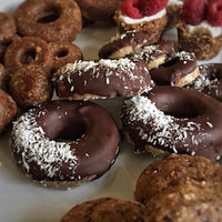 Raw Bounty Donuts
