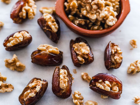 Dates with Pecans