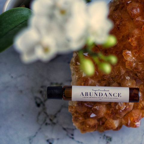 Freya's Nourishment Abundance Intention Oil