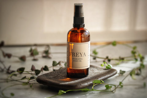 Freya's Nourishment Hydrating Body Oil
