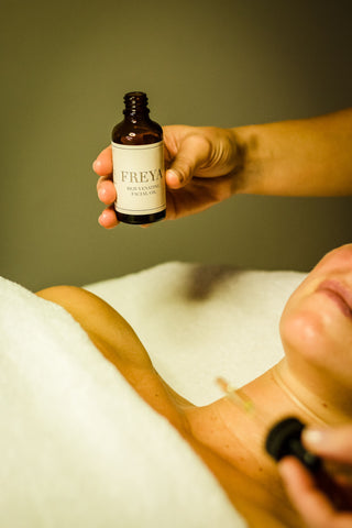 Freya's Nourishment Rejuvenating Facial Oil