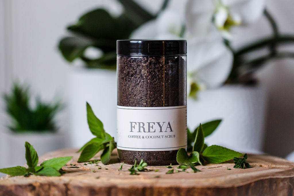 Shower Essentials Collection - Freya's Nourishment