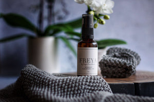 Radiant Cleansing Oil - Freya's Nourishment