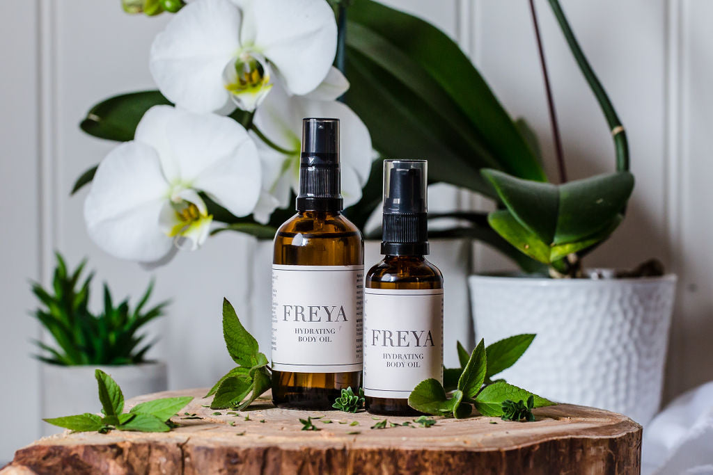 Hydrating Body Oil - Freya's Nourishment