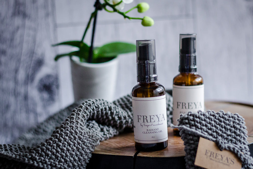 Freya Face Essentials Collection - Freya's Nourishment