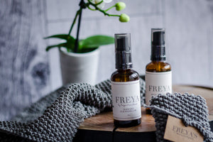 Odin Face Essentials Collection - Freya's Nourishment