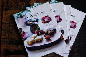 Nourishing Treats Book - Freya's Nourishment