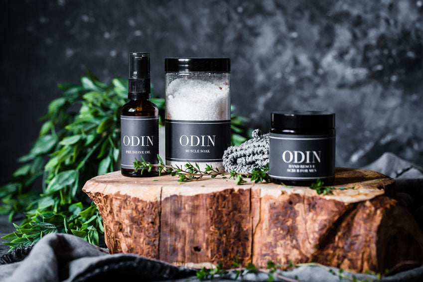 Odin Mens Gift Pack