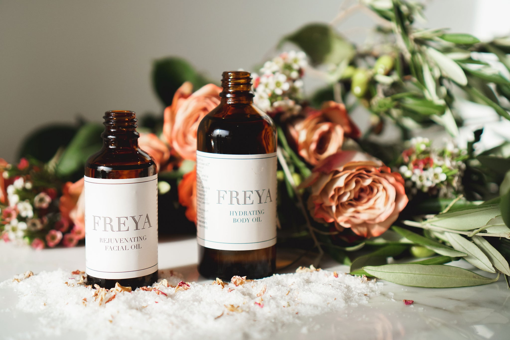 Rejuvenating Facial Oil - Freya's Nourishment
