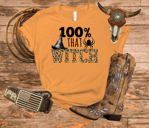 100% That Witch Lizzo Tee YOUTH-ADULT