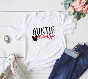 Auntie Mouse Shirt