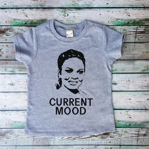 Chrissy Teigen Current Mood Tee