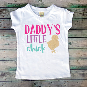 Daddy's Little Chick