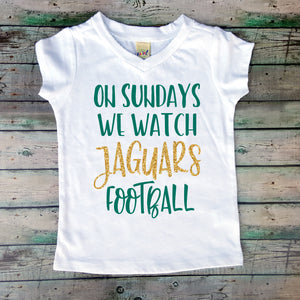 Sundays are for Jaguars Football
