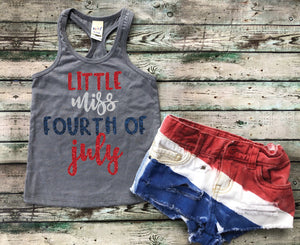 Little Miss Fourth of July