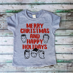 Merry Christmas and Happy Holidays Nsync