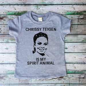 Chrissy Teigen is my Spirit Animal Tee