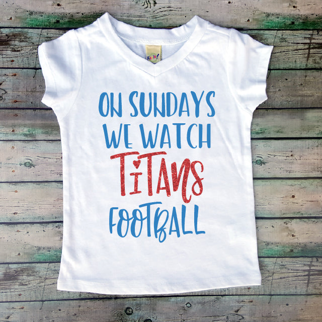 Sundays are for Titans Football