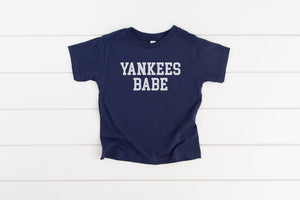 Yankees Baseball Babe