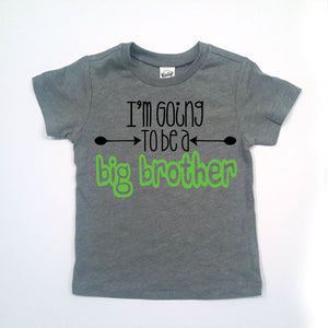 I'm Going To Be a Big Brother