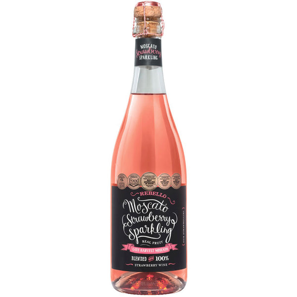 Moscato Strawberry Sparkling